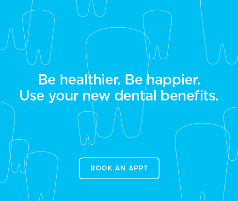 Be Heathier, Be Happier. Use your new dental benefits. - Edgewood Smiles Dentistry